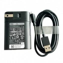 Genuine 24W Dell DA24NM130 DA24NM131 AC Power Adapter Charger Cord