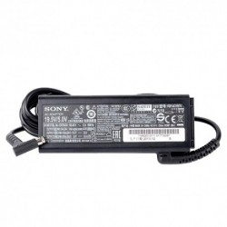 Genuine 39W Sony VAIO Fit 13A Flip PC SVF13NA1NT AC Adapter Charger