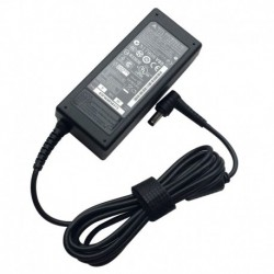 65W Clevo W25CSV W25CSW W840SU-T AC Power Adapter Charger Cord