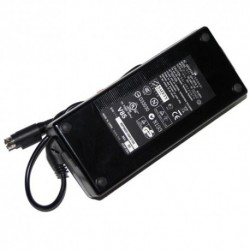 Delat ADP-120TB B LCD TV monitor AC Adapter Charger Cord 120W